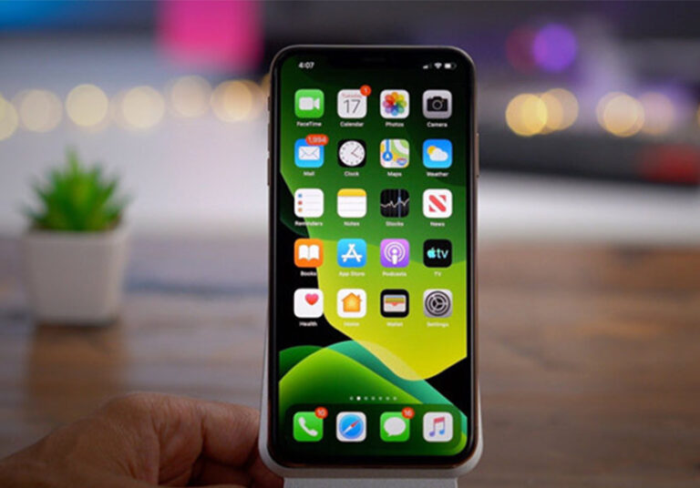 Vừa lên đời iOS mới, Apple chặn hạ cấp xuống bản iOS 13.2.3