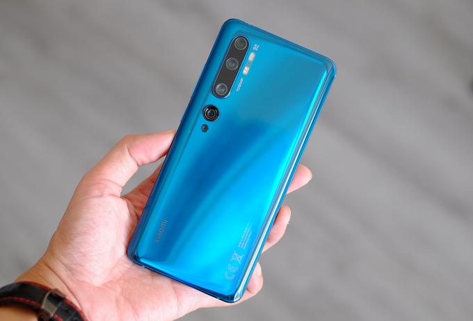 Cảm biến 108 megapixel được Xiaomi sử dụng có tên ISOCELL Bright HMX do Samsung sản xuất.