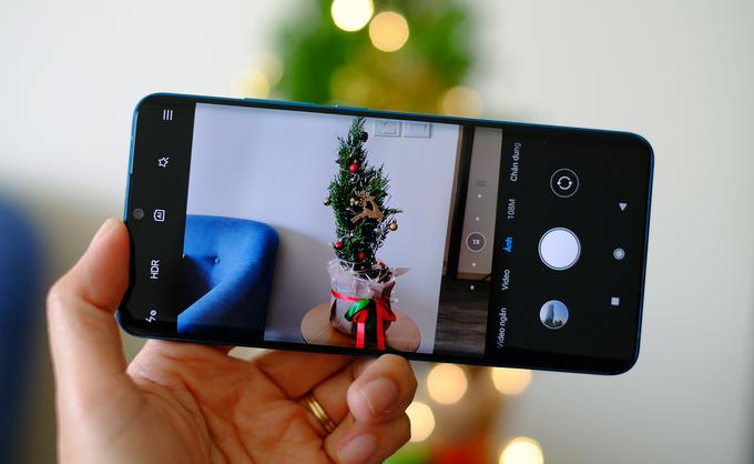 Mi Note 10 cũng có chế độ riêng chụp 108 megapixel