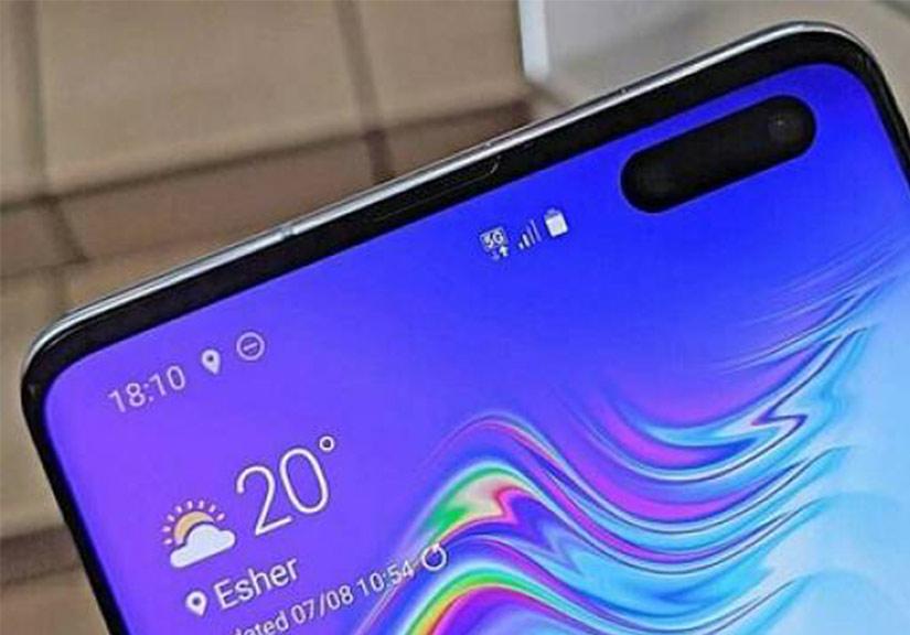 6,7 triệu máy Galaxy 5G bán trong 2019