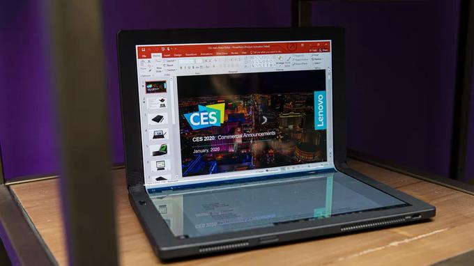 Giá dự kiến của Lenovo Thinkpad X1 Fold từ 2.499 USD (58 triệu đồng), cao hơn khoảng 500 USD so với Galaxy Fold