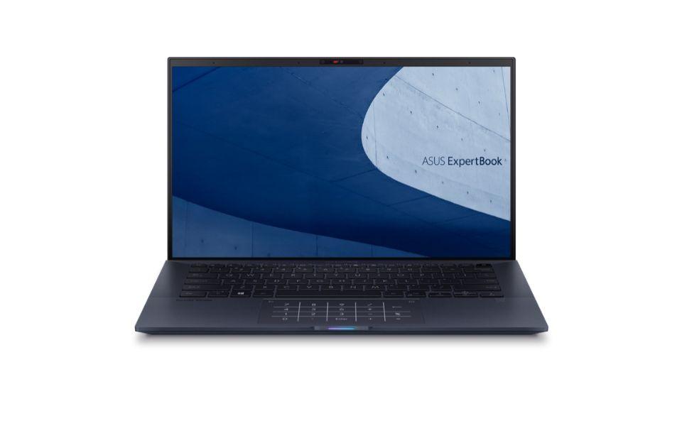 ASUS Laptop doanh nhân ExpertBook B9450 với khối lượng nhẹ