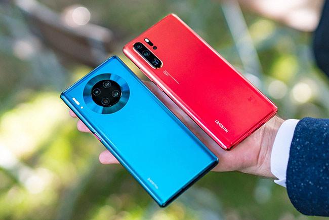 Huawei cần Google Mobile Services để tiếp tục cạnh tranh với Samsung