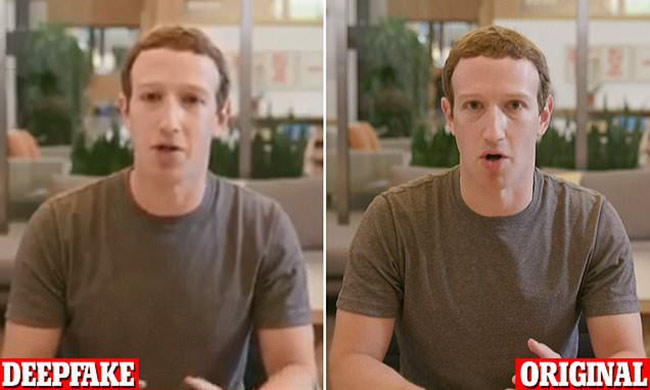 Facebook vừa ban hành chính sách chống video deepfake và nội dung đa phương tiện xuyên tạc sự thật.