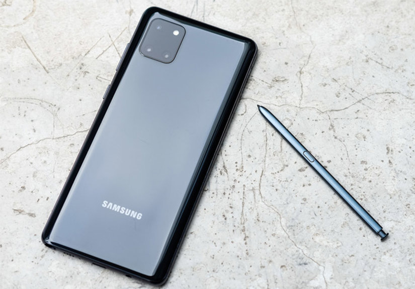 Galaxy Note 10 Lite có giá 14 triệu đồng