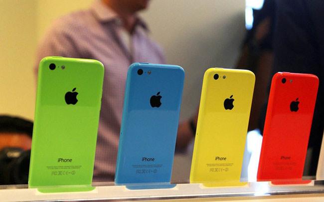 iPhone 5C từng chìm nghỉm tại thị trường Việt Nam trong thời điểm đầu ra mắt.