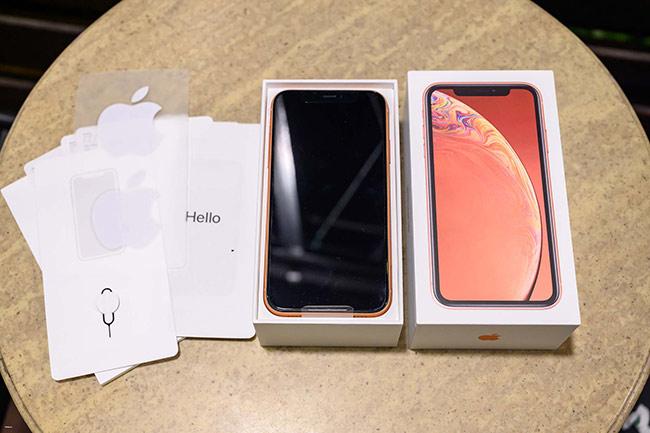 iPhone XR có giá rẻ, cấu hình cao nhưng không được chuộng tại Việt Nam