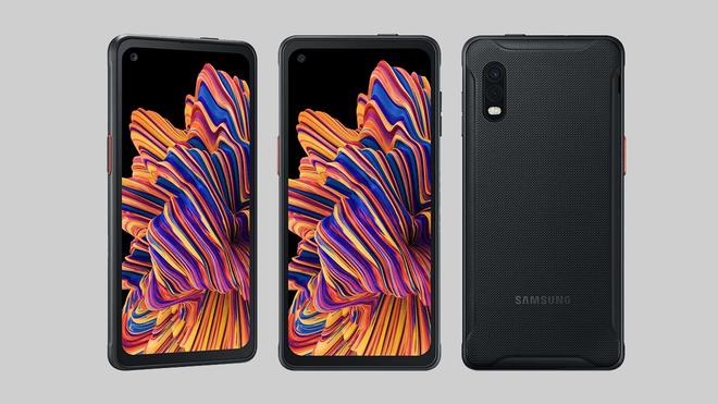 [CES 2020] Samsung ra mắt một chiếc smartphone với pin có thể tháo rời, thiết kế siêu bền - Ảnh 1.