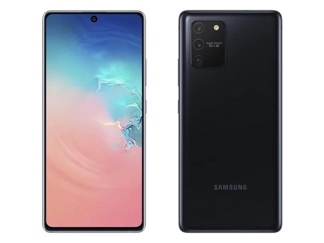 Galaxy S10 Lite ra mắt: Snapdragon 855, cụm camera vuông hỗ trợ Super Steady OIS, màn hình 6.7 inch - Ảnh 1.