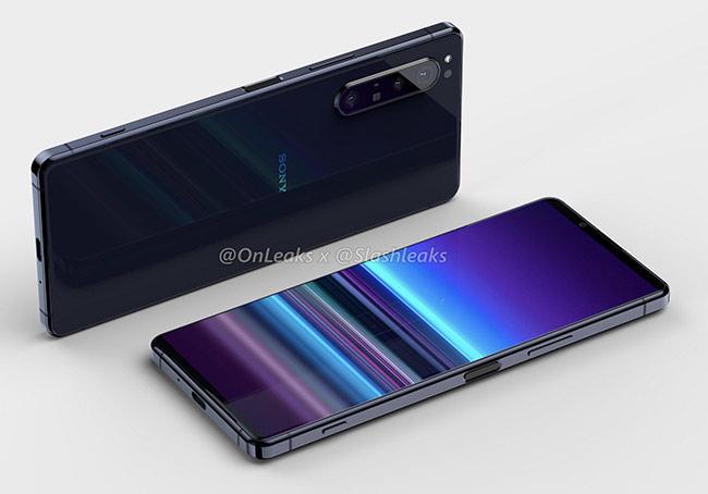 Sony Xperia lộ thiết kế mới