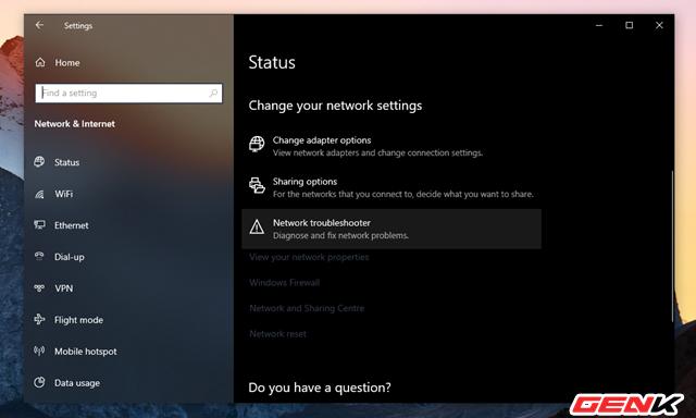 """Khắc phục lỗi hiển thị thông báo """"No Internet, Secured"""" gây khó chịu trên Windows 10 - Ảnh 12."""