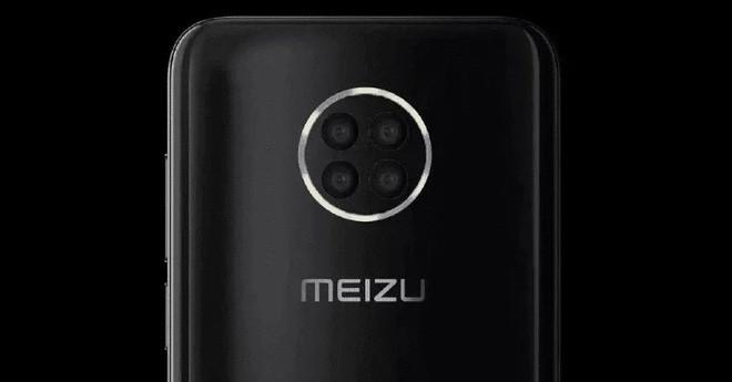 Meizu 17 lộ ảnh render: Màn hình cong tràn cạnh, thiết kế đục lỗ, cụm 4 camera sau hình tròn - Ảnh 2.