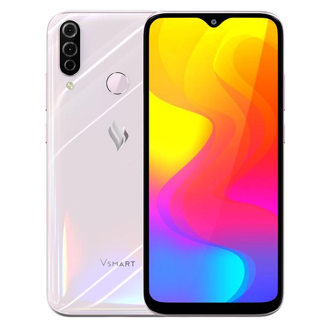 Nhà bán lẻ Việt để lộ smartphone tiếp theo của Vsmart: 3 camera, pin 5000mAh, giá rẻ - Ảnh 1.