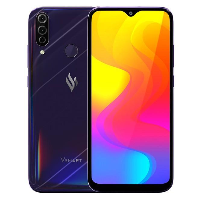Nhà bán lẻ Việt để lộ smartphone tiếp theo của Vsmart: 3 camera, pin 5000mAh, giá rẻ - Ảnh 2.