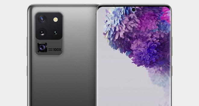 Galaxy S20 Ultra có mức giá dự kiến hơn 30 triệu đồng
