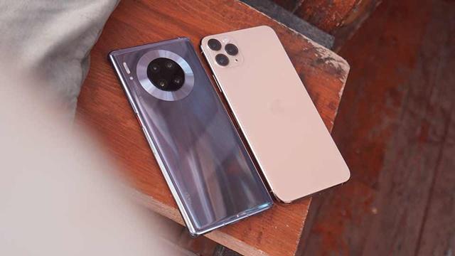 Vượt qua lệnh trừng phạt, Huawei đánh bại Apple về doanh số năm 2019