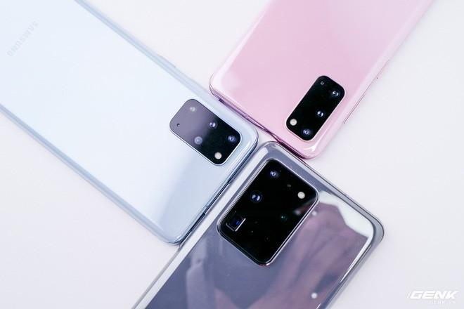 Đây là Samsung Galaxy S20/S20+ và S20 Ultra vừa ra mắt: phá đảo mọi thông số về camera, zoom 100X, quay video 8K - Ảnh 1.