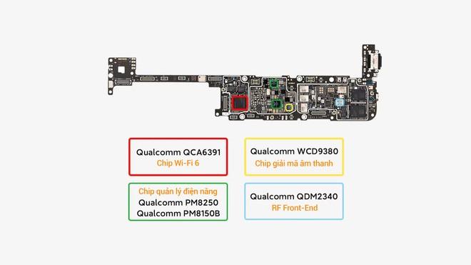 Mổ bụng Xiaomi Mi 10 Pro: Thiết kế đỉnh cao bên trong một mẫu flagship có giá chỉ từ 16 triệu đồng - Ảnh 10.