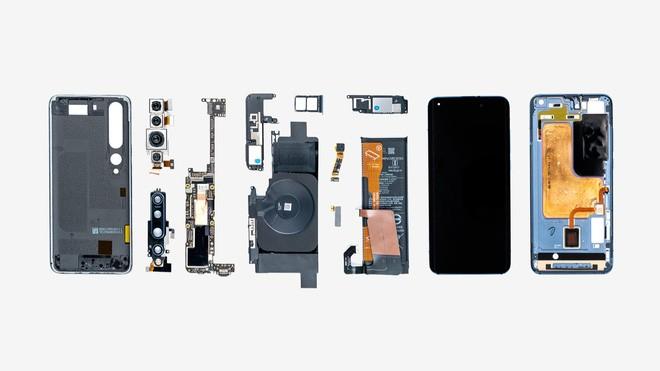 Mổ bụng Xiaomi Mi 10 Pro: Thiết kế đỉnh cao bên trong một mẫu flagship có giá chỉ từ 16 triệu đồng - Ảnh 17.