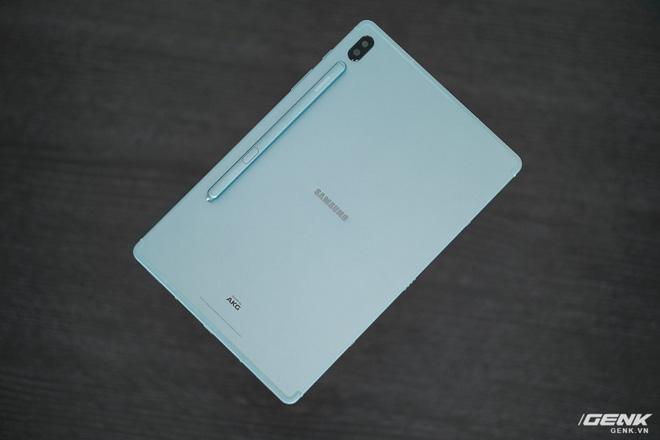 Mở hộp Galaxy Tab S6: Tablet Android tốt nhất nay đã tốt hơn, thêm trackpad, SPen sạc không dây, vân tay trong màn hình và camera kép - Ảnh 3.