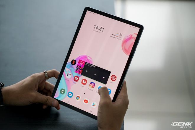 Mở hộp Galaxy Tab S6: Tablet Android tốt nhất nay đã tốt hơn, thêm trackpad, SPen sạc không dây, vân tay trong màn hình và camera kép - Ảnh 2.