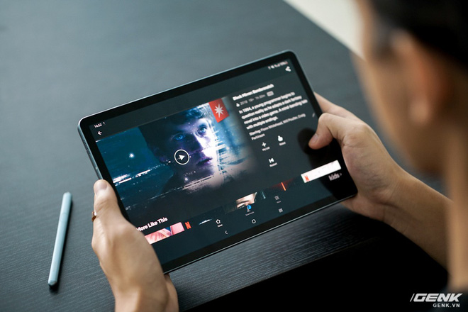Mở hộp Galaxy Tab S6: Tablet Android tốt nhất nay đã tốt hơn, thêm trackpad, SPen sạc không dây, vân tay trong màn hình và camera kép - Ảnh 8.