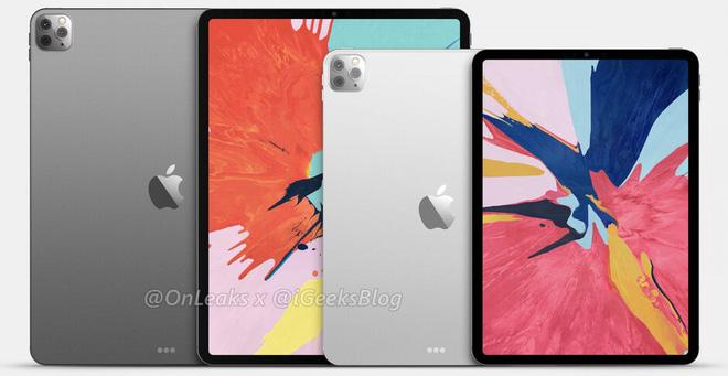 iPad Pro 2020 lộ diện với cụm 3 camera như iPhone 11 Pro - Ảnh 5.