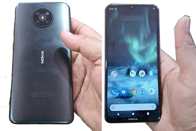 "Nokia 5.2 ""Captain America"" lộ diện - Ảnh 1."