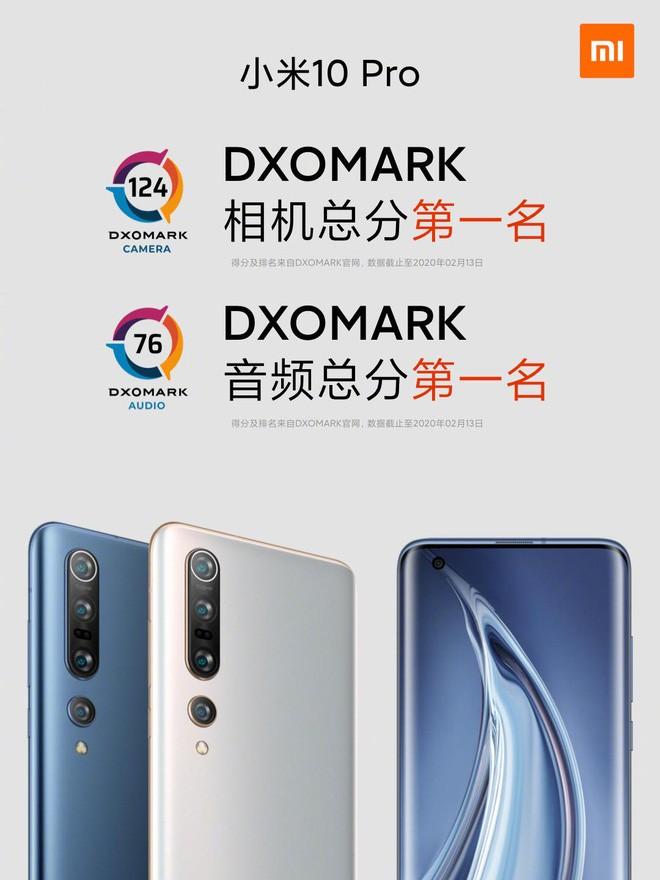 Xiaomi Mi 10 và Mi 10 Pro ra mắt: Snapdragon 865, camera chính 108MP dẫn đầu DxOMark, màn hình 90Hz, giá từ 13.3 triệu đồng - Ảnh 4.