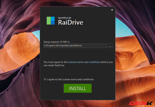 Biến đám mây thành ổ đĩa trên Windows 10 với RaiDrive - Ảnh 3.