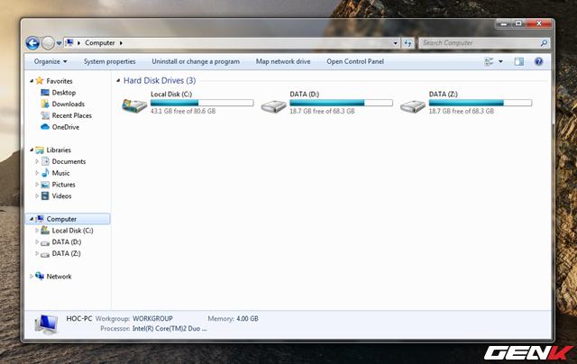 Hô biến thư mục thành ổ đĩa ảo trên Windows 10 - Ảnh 6.