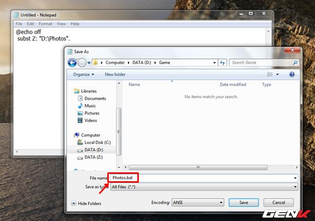 Hô biến thư mục thành ổ đĩa ảo trên Windows 10 - Ảnh 9.