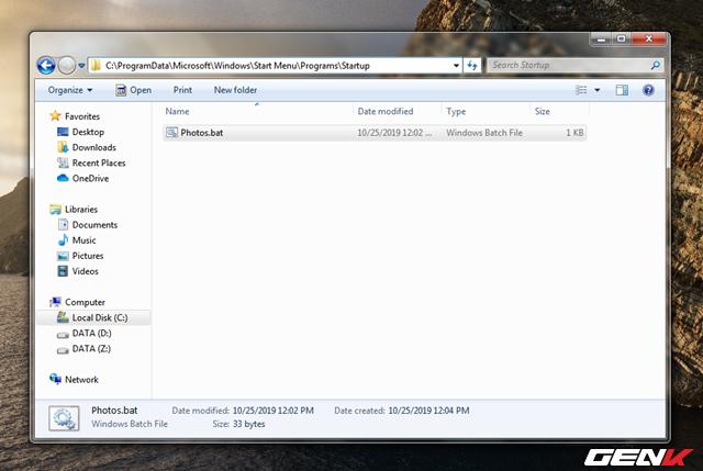 Hô biến thư mục thành ổ đĩa ảo trên Windows 10 - Ảnh 10.