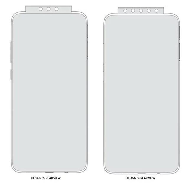 Xiaomi được cấp bằng sáng chế smartphone với cụm 7 camera thò thụt - Ảnh 2.