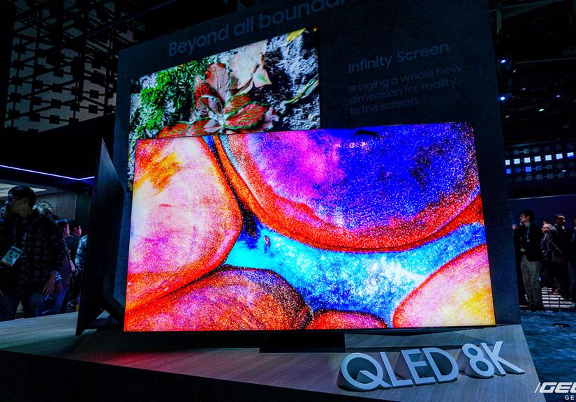 Samsung cắt giảm tính năng trên TV 4K nhằm bắt ép người dùng mua TV 8K