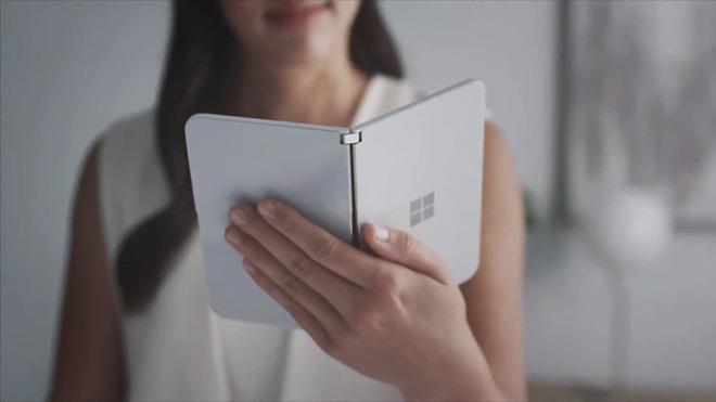 Microsoft bất ngờ ra mắt Surface Duo: Điện thoại hai màn hình chạy Android - Ảnh 2.
