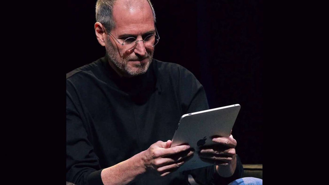Nguồn gốc iPad xuất phát từ yêu cầu này của Steve Jobs: Một miếng kính để đọc email trong toilet - Ảnh 2.