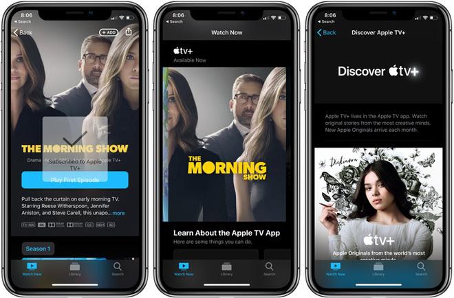 iPhone trở thành bệ phóng cho các dịch vụ số từ Apple.