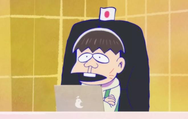 Apple làm quảng cáo về lịch sử MacBook dưới dạng anime - Ảnh 2.