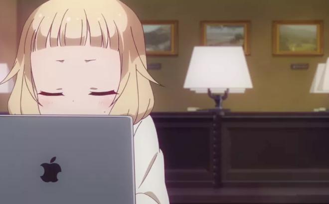 Apple làm quảng cáo về lịch sử MacBook dưới dạng anime - Ảnh 5.