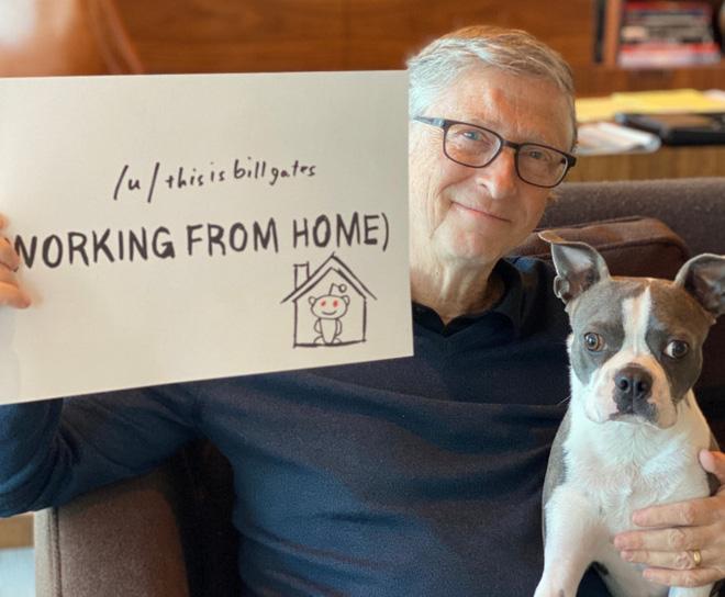 Bill Gates: Trước đại dịch corona, mọi người đều công bằng, bất kể văn hóa, tôn giáo hay giàu nghèo - Ảnh 3.