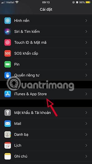 đổi qg app store