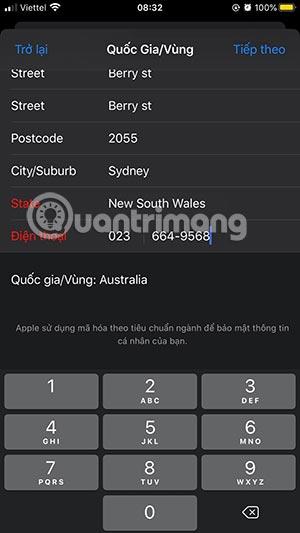 doi app store sang quoc gia khac