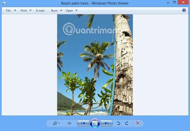 Ứng dụng Windows Photos Viewer