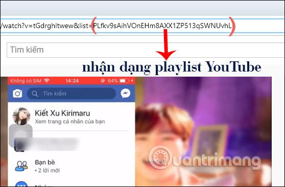 URL playlist