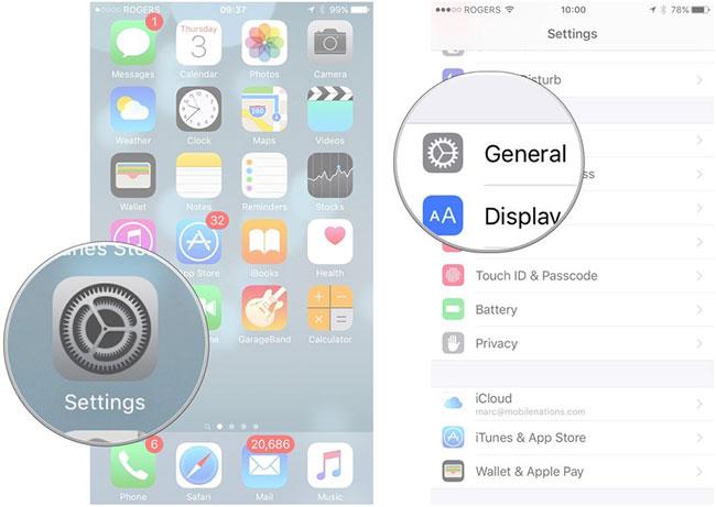 Cách thoát ứng dụng ngầm nhanh trên iPhone