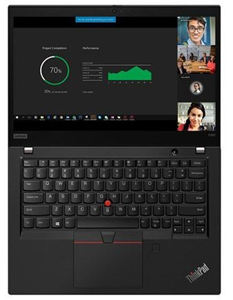Lenovo ThinkPad X390 gập được 180 độ