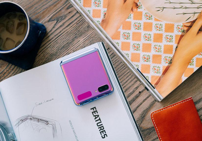 Galaxy Z Flip đã biến những smartphone khác trở nên bình thường