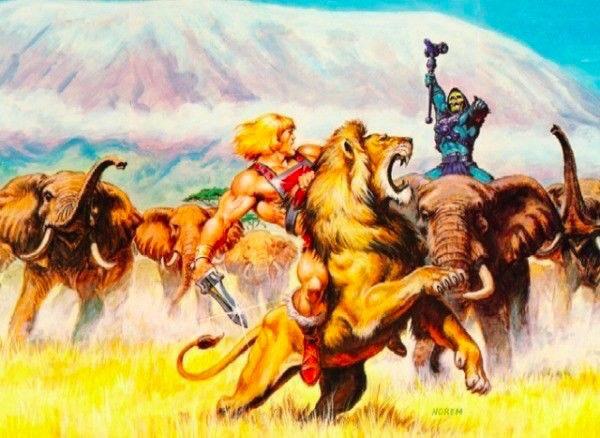 Tại sao nhân loại không thuần hóa hổ hay sư tử để làm gia súc hay thú cưỡi? - Ảnh 2.