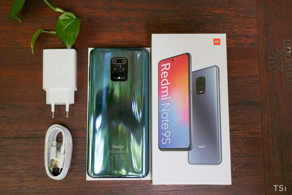 Trên tay Xiaomi Redmi Note 9S, mở bán từ ngày mai với ưu đãi giảm 500.000 VND